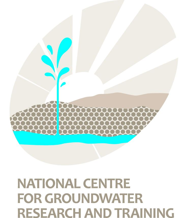 [The log for The National Centre for Groundwater Research and Training]