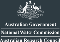 Australian Government, National Water Commission, Australian Research Council